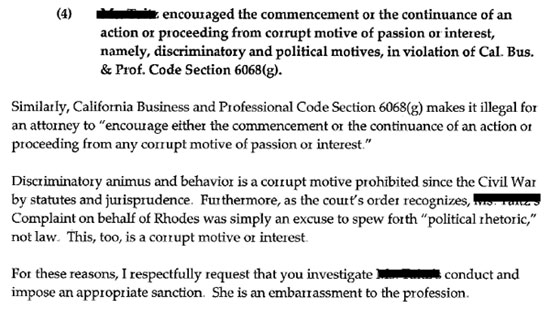 Napa court state bar of california attorney complaint letter examples more samples expocarfo Images